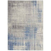 Calvin Klein - Torrent-Ivory grey Blue - CK982 - 239 X 300 cm