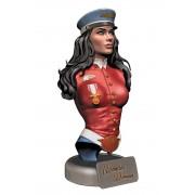 DC DIRECT Dc Comics Bombshells Wonder Woman Bust Busto