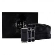 Dunhill Icon Elite confezione regalo Eau de Parfum 100 ml + doccia gel 90 ml + balsamo dopobarba 90 ml + borsa cosmetica uomo