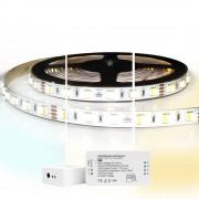 2 meter complete set Dual White led strip met Zigbee controller