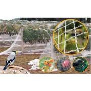 Мрежа защитна срещу птици (гълъби, косове, скорци и др.) - 4 м х 5 м