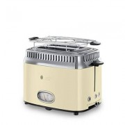 RUSSELL HOBBS Toster RUSSELL HOBBS 21682-56 RETRO VINTAGE CREAM