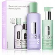 Clinique 3 Steps coffret II. (para pele seca e mista) para mulheres
