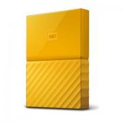 "HDD ext WD 1TB žuta, My Passport, WDBYNN0010BYL-WESN, 2.5"", USB3.0, 24mj"