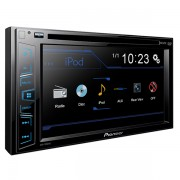 Multimedia player Pioneer AVH-190DVD, 4x50W, DVD, CD, FM, USB, Aux, ecran de 6.2""