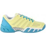 K Swiss tennisschoenen BigShot Light 2.5 dames geel/blauw mt 36