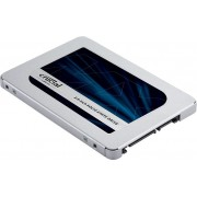 """SSD Crucial MX500 1 TB, SATA III, 2.5"""", 7mm (with 9.5mm adapter), CT1000MX500SSD1"""