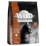 "Wild Freedom Adult ""Wide Country"" Sterilised - Pollame - 3 x 2 kg"