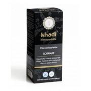 Khadi Hajfestékpor Fekete 100 g