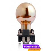 Philips PWY24W SILVER 12 V, 24 W, WP3.3x14.5/4 ( 1 Lâmpada )