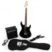 Yamaha ERG121GPII elektrische gitaar set zwart
