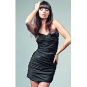 Brigitte sukienka (czarny)