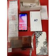 Samsung Galaxy A7 2018 A750 Dual Sim použitý záruka do 12/2020 top stav