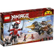 LEGO Ninjago: Cole's Earth Driller (70669)