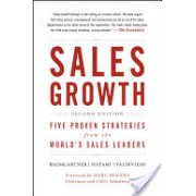 Sales Growth - Five Proven Strategies from the World's Sales Leaders (McKinsey & Company Inc.)(Cartonat) (9781119281085)