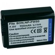 NP-FW50 Sony kamera akku 7,2 V 700 mAh, (252628)