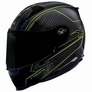Nexx X.R2 Carbon Pure Neon Jaune