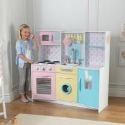 KidKraft Sweet Treats Pastel Play Kitchen Set