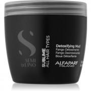 Alfaparf Milano Semi di Lino Sublime máscara desintoxicante para todos os tipos de cabelos 500 ml