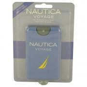 Nautica Voyage Eau De Toilette Travel Spray 0.67 oz / 19.81 mL Men's Fragrances 536888