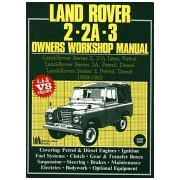 Land Rover 2, 2A, 3 Owner's Workshop Manual 1959-1983 (Autobooks Team of Writers and Illustrators)(Paperback) (9780713625127)