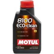 MOTUL 8100 Eco-clean 0W30 1 litru