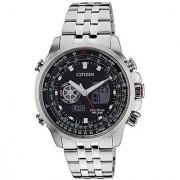 Citizen Chronograph Black Round Watch -JZ1061-57E