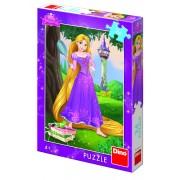 Puzzle Brave Rapunzel Dino Toys, 24 piese, 4 ani+