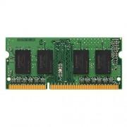 Kingston kcp313sd8/8 geheugen (MHz sodimm, DDR3, 1,5 V, CL9, 204 polig) 4 GB