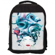 Thinking Of Beauty DesignerLaptop Backpacks