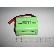 Ni-Mh 8.4V 650mAh