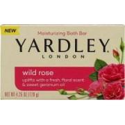 Yardley Wild Rose Soap 120g