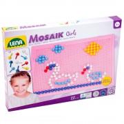 Lena Mozaik készlet 200 darabos, lányos