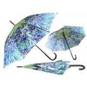 H.C.021-6801 Esernyő 100cm,Van Gogh:Íriszek