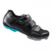Shimano WM53 SPD Women's Cycling Shoes - Black - EUR 36 - Black