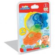 Clementoni baby giocattolo animali del bosco 17061