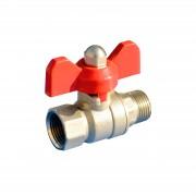 Robinet purjare din alama Aquafilter 3 8 FI-FE