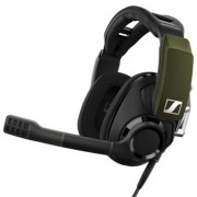 HEADPHONES, Sennheiser GSP 550 Open Acoustic, Microphone, 7.1 Dolby surround audio, Black (507262)