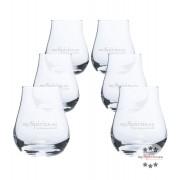 mySpirits 6 x mySpirits Nosing Glas