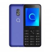 Alcatel 2003 mobiltelefon, kártyafüggetlen, fm rádiós fekete - kék