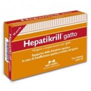 Hepatikrill Gatto supporto funzione epatica gatti (30 perle)
