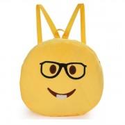 Emoji Skolväska ryggsäck barn