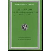 Learned Banqueters (Athenaeus)(Cartonat) (9780674996397)
