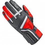 held Motorradhandschuhe lang Held Travel 5 Handschuh schwarz/rot 9 rot