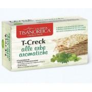 Tisanoreica T-Creck Crackers Erbe Aromatiche 100 g