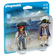 PLAYMOBIL® 6846 Pirate and Soldier Duo Pack - NEW 2016