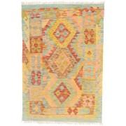 RugVista Kelim Afghan Old style matta 85x124 Orientalisk Matta