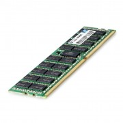 Hewlett Packard Enterprise 16GB (1x16GB) Dual Rank x8 DDR4-2666 CAS-19-19-19 Registered 16GB DDR4 2666MHz memory module