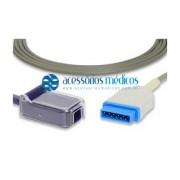 PRÉ-CABO SPO2 COMPATÍVEL GE/MARQUETTE® Oximax® P/N 2021406-001 - Registro Anvisa 80787710010 - NQA-AD022