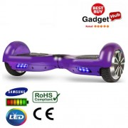 "6.5"" Nitrous Purple Segway Hoverboard"